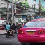 Taxifahrer in Bangkok und ihre Tricks !