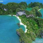 Koh Hong Island (Hong Archipelago) at Ao Phang Nga Marine National Park, Phang Nga Thailand