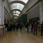 Free entry at The Louvre in Paris (not for everyone)