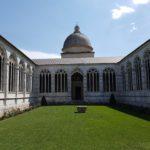 Geheimtipp: Deutscher Friedhof Campo Santo Teutonico im Vatikan und vatikanische Mensa