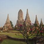 Ayutthaya (Phra Nakhon Si Ayutthaya) Province Thailand