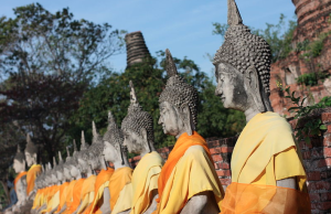 http://commons.wikimedia.org/wiki/File:Wat_Yai_Chai_Mongkhon,_Ayutthaya,_Thailand_%285257548526%29.jpg