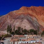 Cerro de los Siete Colores (Hill of 7 Colors), Juyjuy Province, Northern Argentina