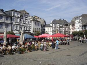 Marktplatz Linz_Rhein