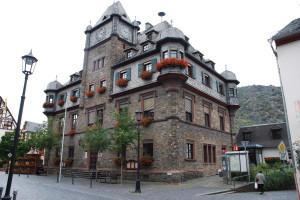 Rathaus in Oberwesel