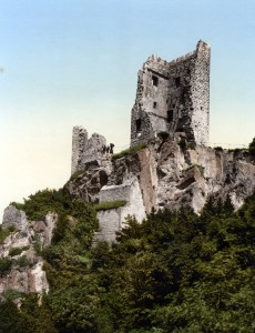 RuineDrachenfels1900