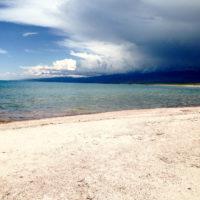 Kirgistan-Wetter-Klima-Issykul-Berge
